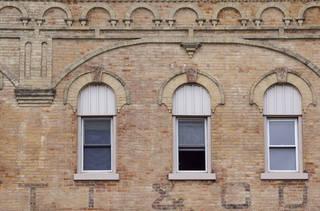House windows 0127