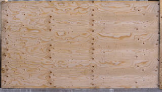 Plywood and particle board 0044