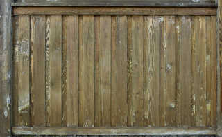 Wood fences 0011
