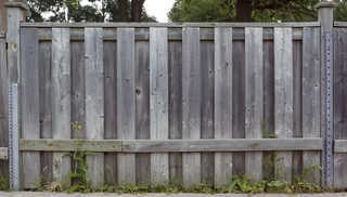 Wood fences 0013