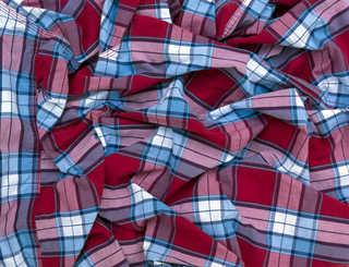 Wrinkled fabric 0016