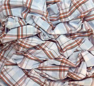 Wrinkled fabric 0021