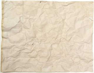 Wrinkled paper 0009