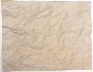 Wrinkled paper 0011