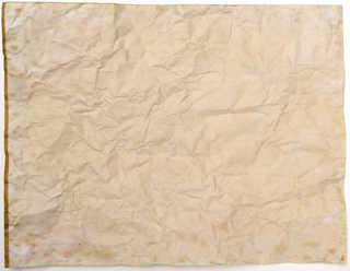 Wrinkled paper 0013