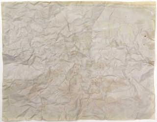 Wrinkled paper 0014