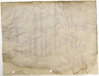 Wrinkled paper 0016