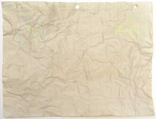 Wrinkled paper 0017