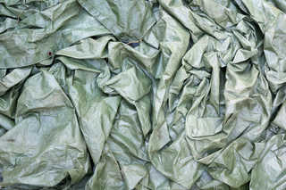 Wrinkled plastic 0015