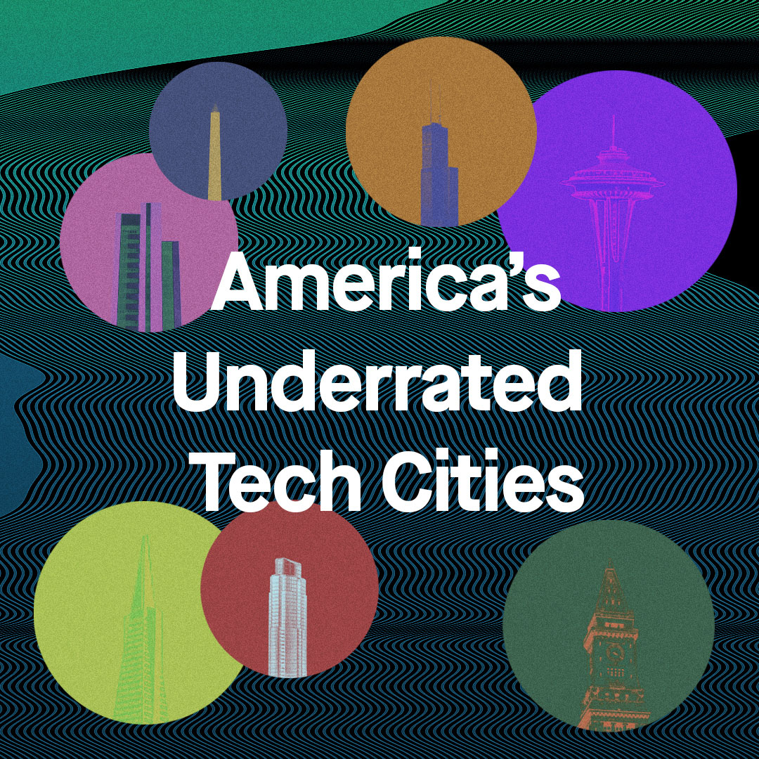 America's Most Underrated Tech Hubs