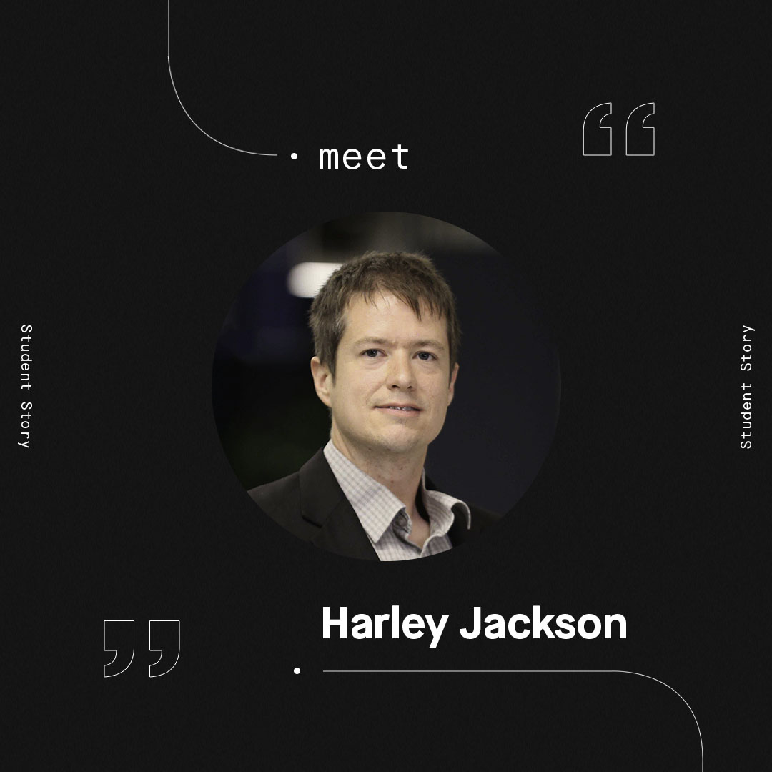 Student Success Story: Harley Jackson
