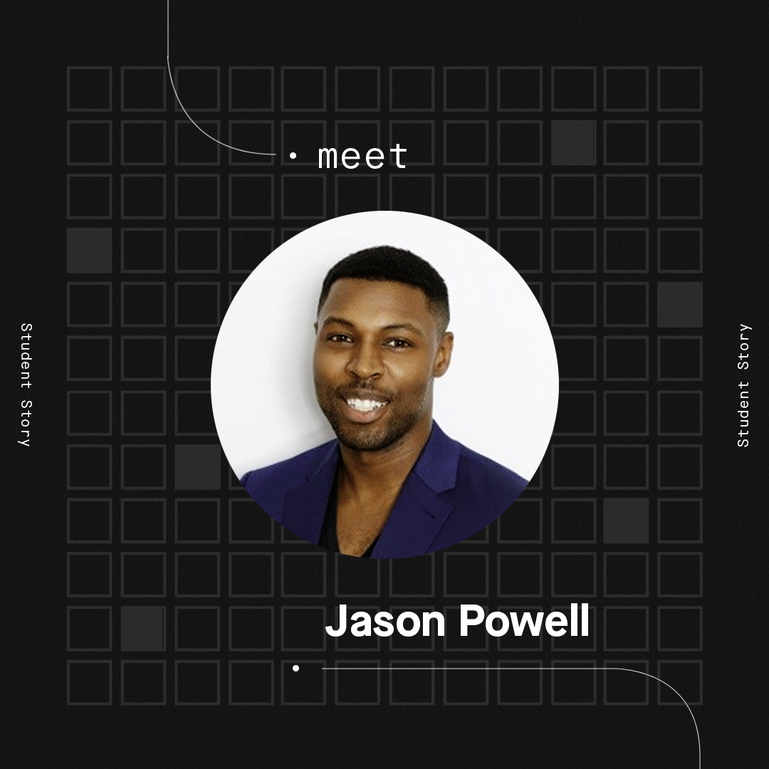 Student Success Story: Jason Powell