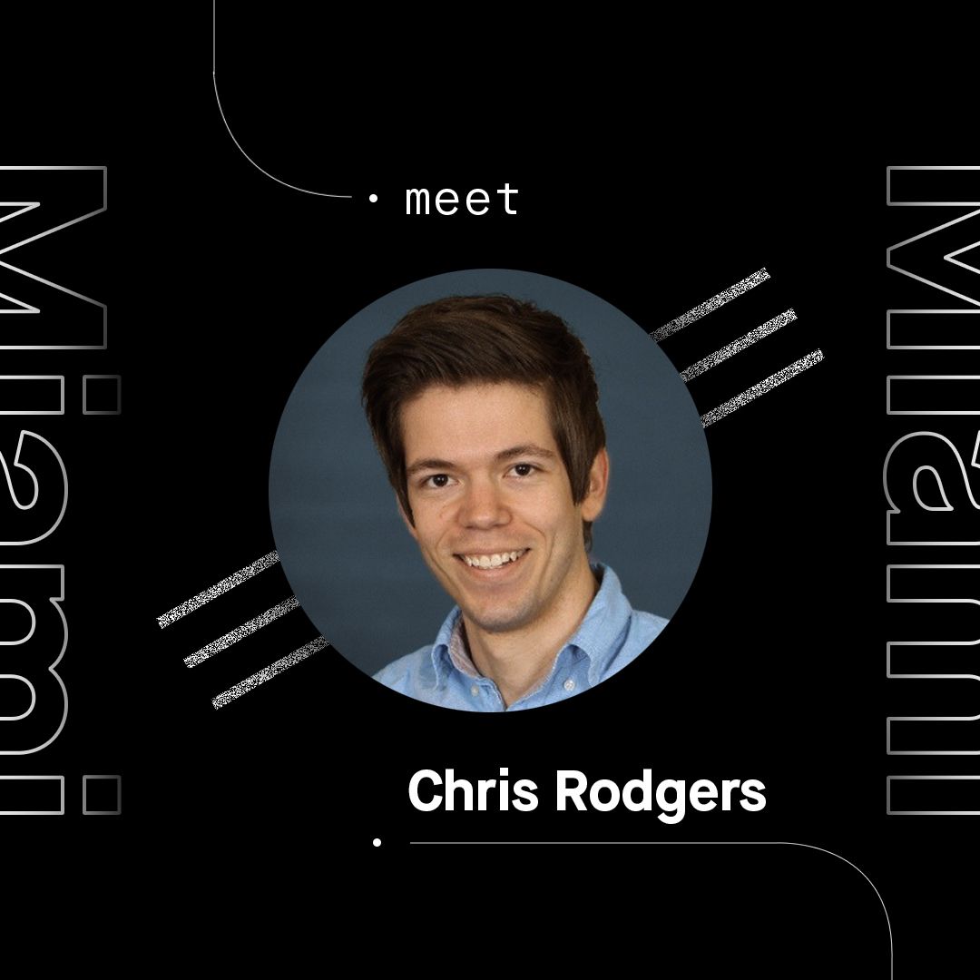 Student Success Story: Chris Rodgers in Miami