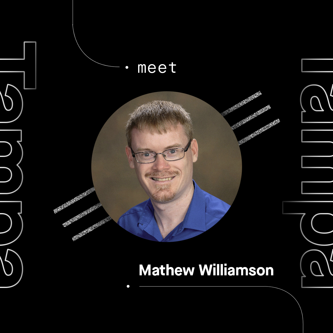 Student Success Story: Mathew Williamson in Tampa