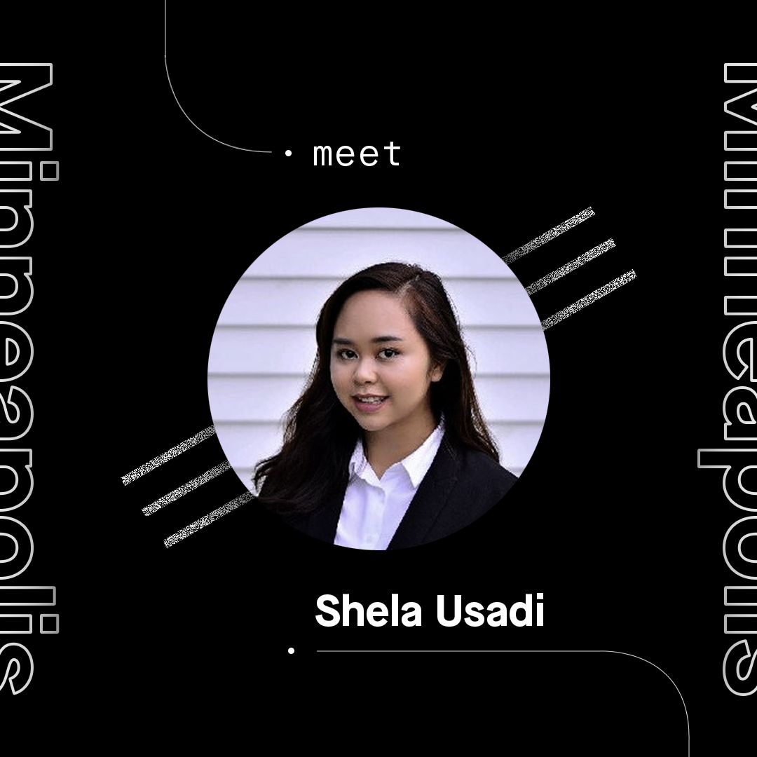 Student Success Story: Shela Usadi in Minneapolis