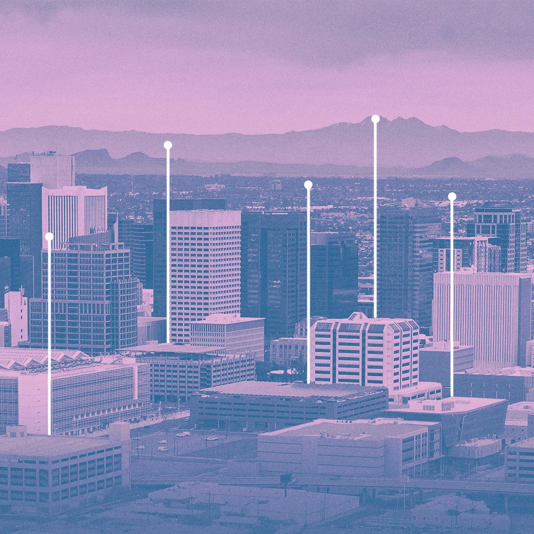 Greater Phoenix: 5 Tech Markets in One Region