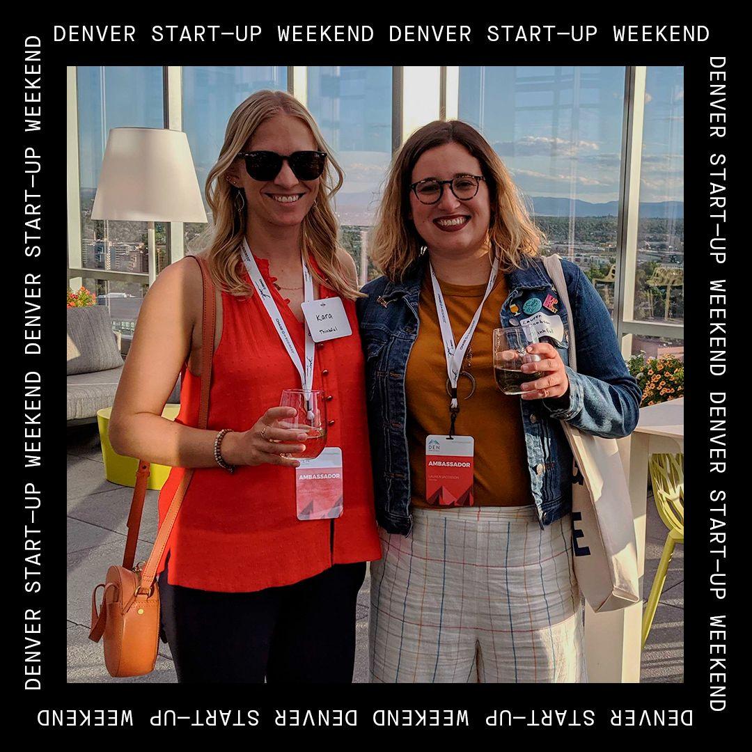 Denver Startup Week Ambassadors