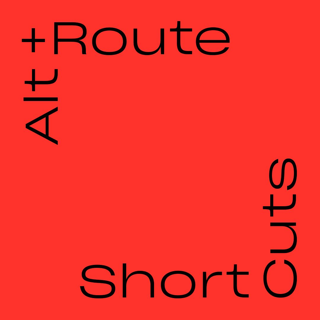 Alt+Route: Software Engineering shortcuts you should know