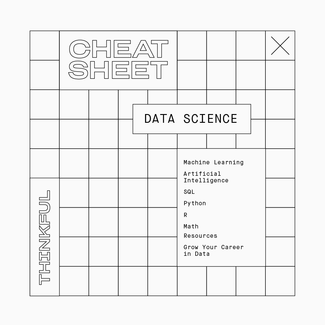 The Ultimate Cheat Sheet for Data Scientists