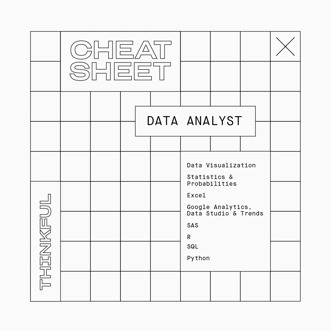 The Ultimate Cheat Sheet for Data Analysts