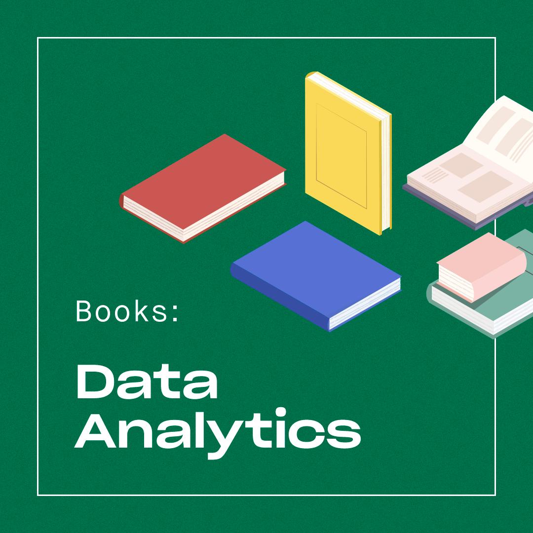 Data Analytics Books