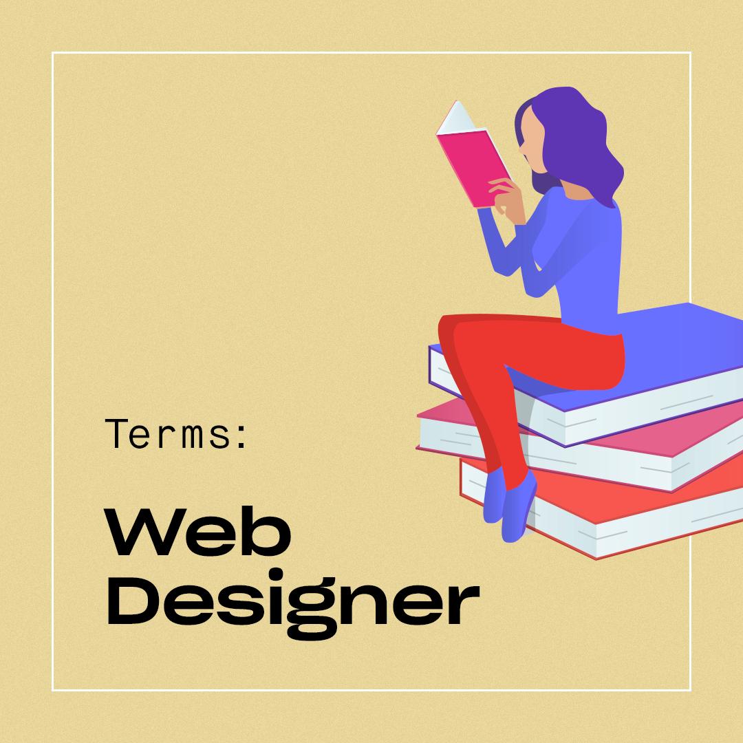 Web Designer Terms