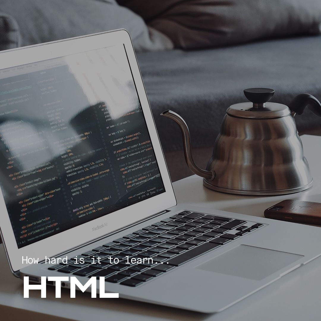 How Hard is it to Learn HTML?