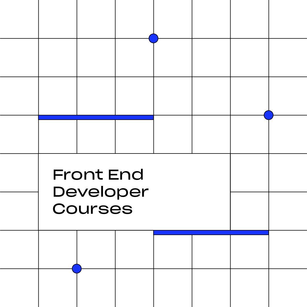 Front-End Developer Courses