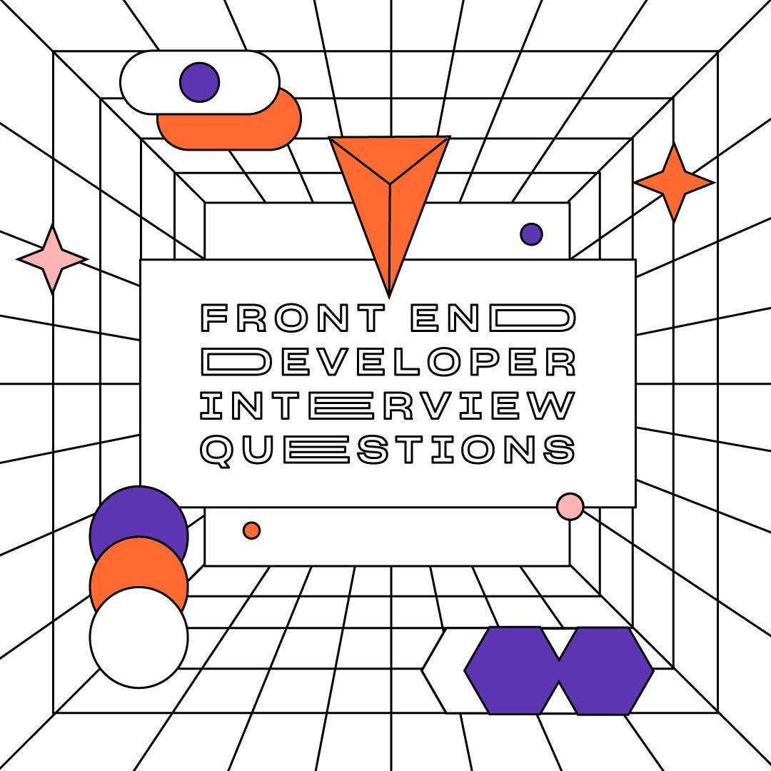 Front-End Developer Interview Questions