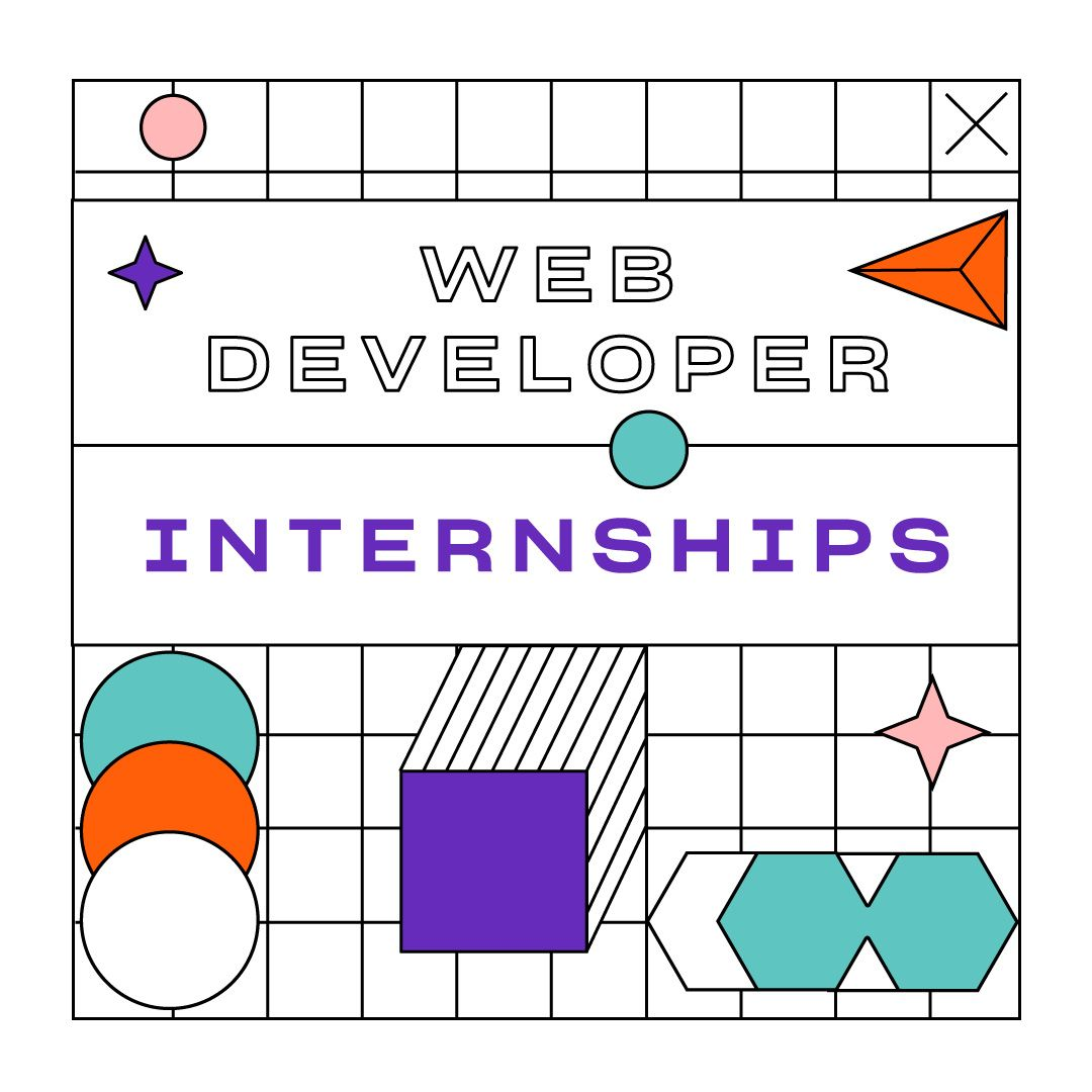 Web Developer Internships