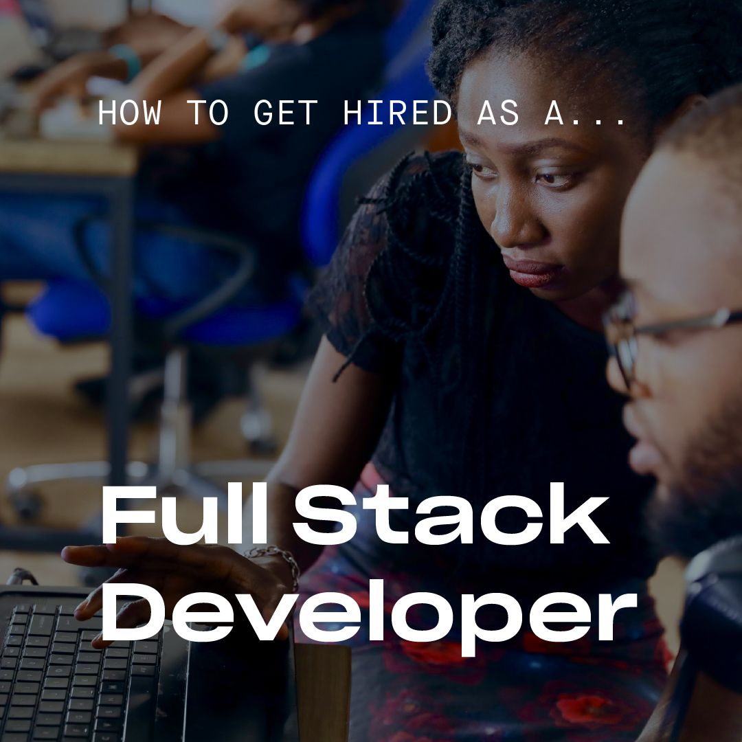How to Get a Job as a Full Stack Developer