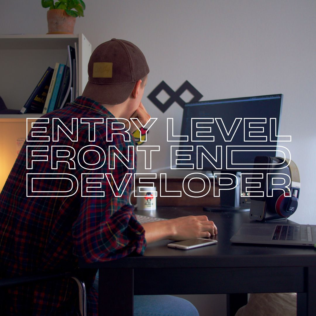 Entry Level Jobs in Front-End Development