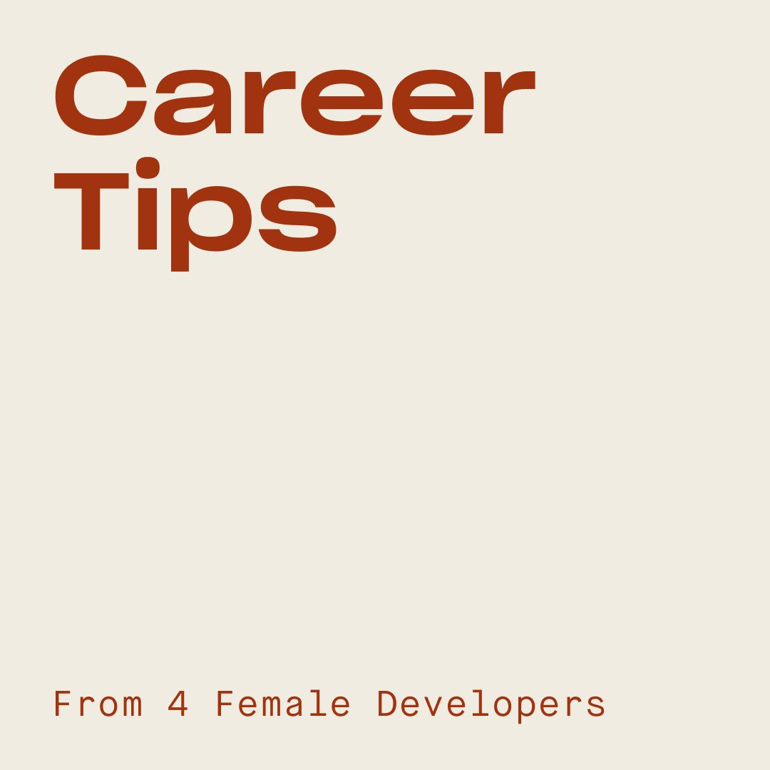 Women in Tech Share Advice for Career Changers