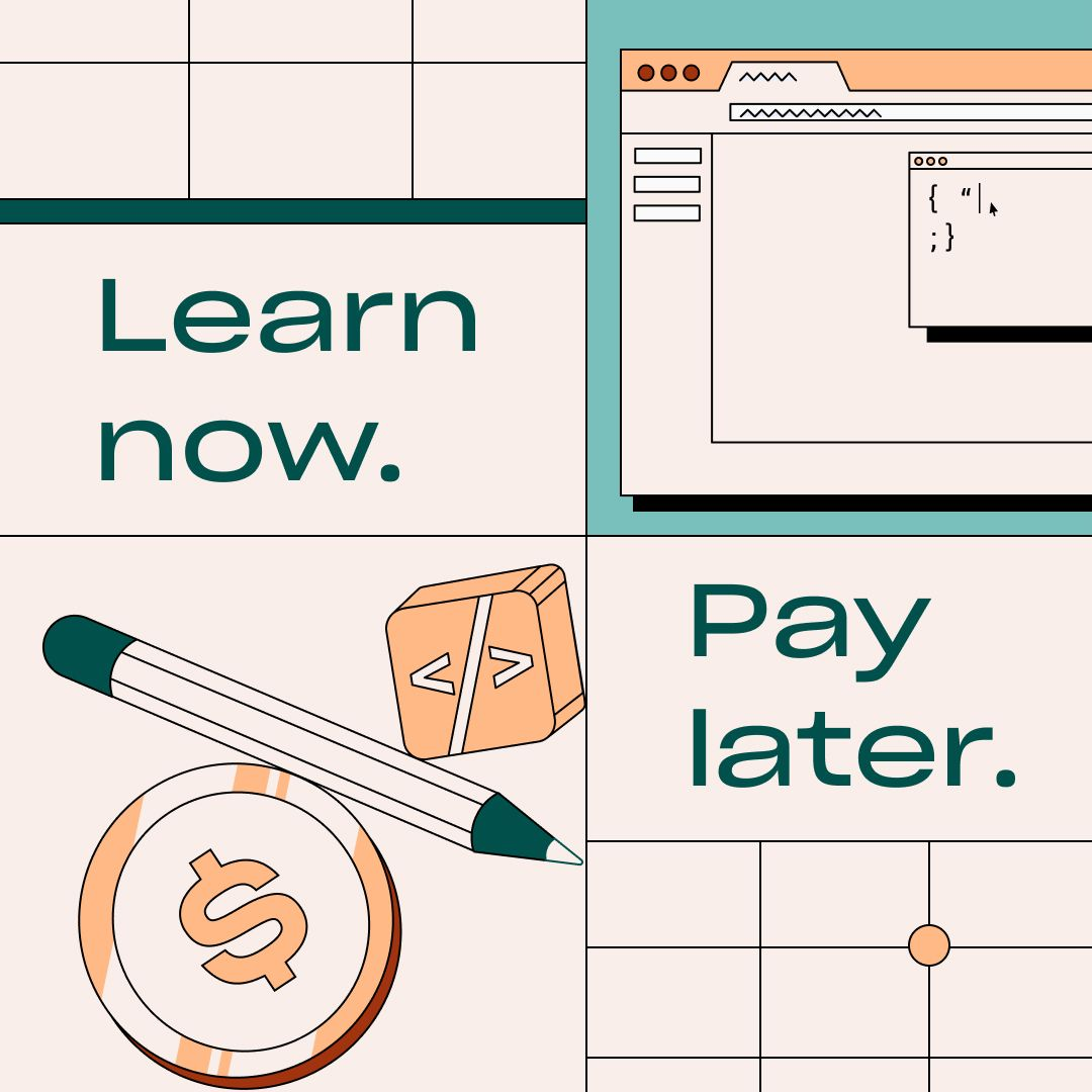 Deferred Tuition with Living Expenses: Focus on Learning, Pay When You're Hired