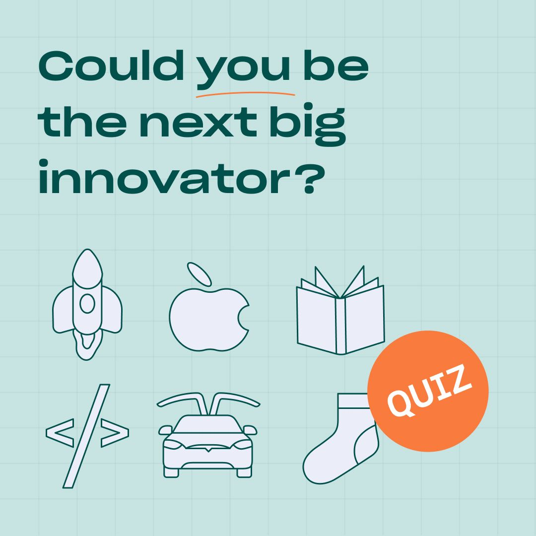 Which famous innovator are you most like?