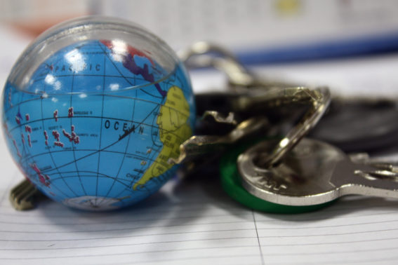 5 Things to Consider Before Translating_A Key Globe