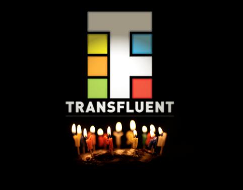 Transfluent Birthday