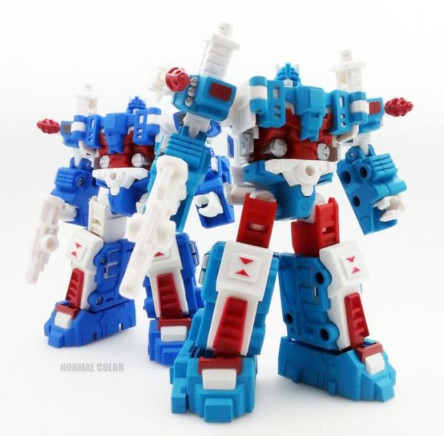 Iron Factory - IF-EX04C - City Commander - Classic Color