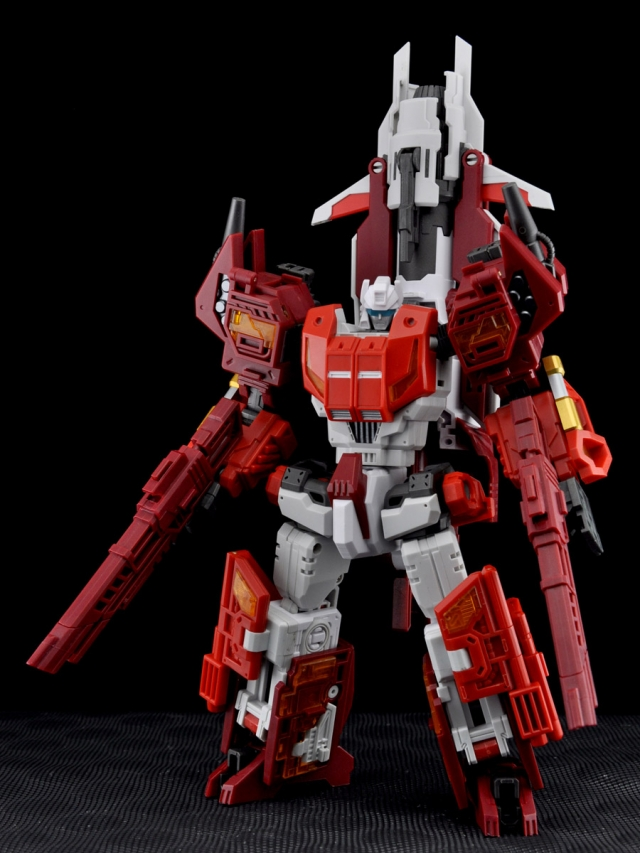Make Toys Quantron - MTCM-03C Metalstorm