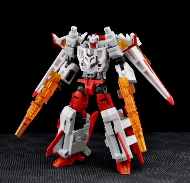 Make Toys Quantron - MTCM-03A - Blindfire