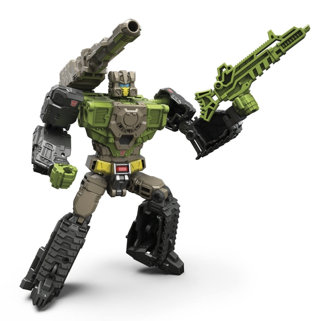 Deluxe Hardhead and Furos | Transformers Titans Return