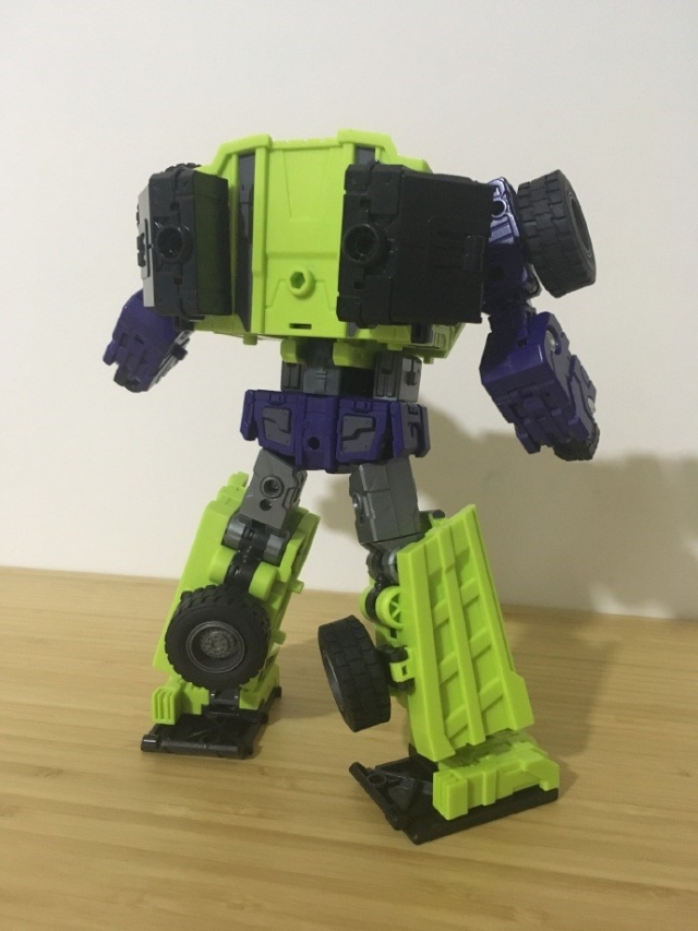 ToyWorld - Constructor - TW-C03 Burden - Green Version - Add-on Kit