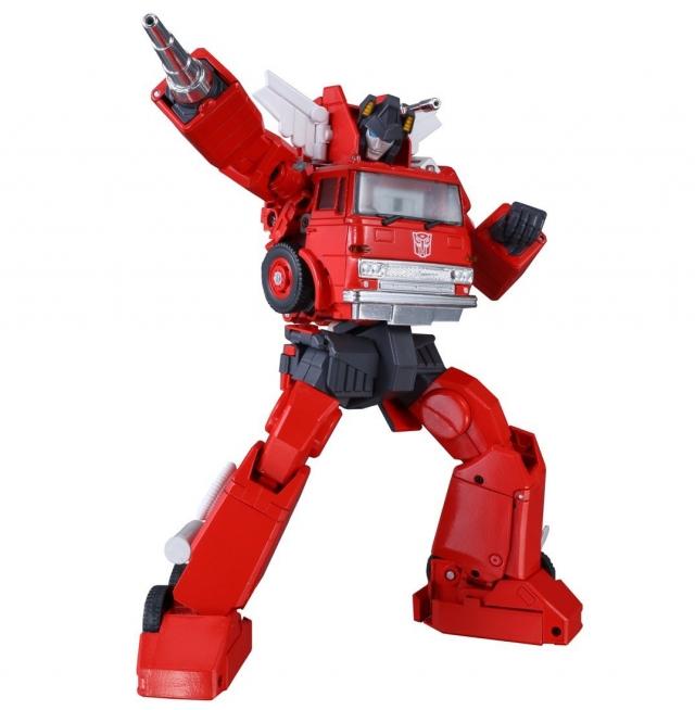 Transformers Masterpiece MP-33 Inferno - MIP