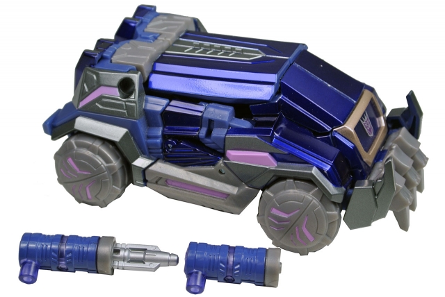 Transformers United - UN-05 Soundwave - Loose - 100% Complete