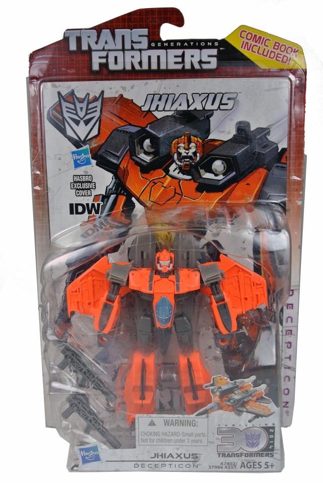 Transformers 2014 - Generations - Jhiaxus - MOC