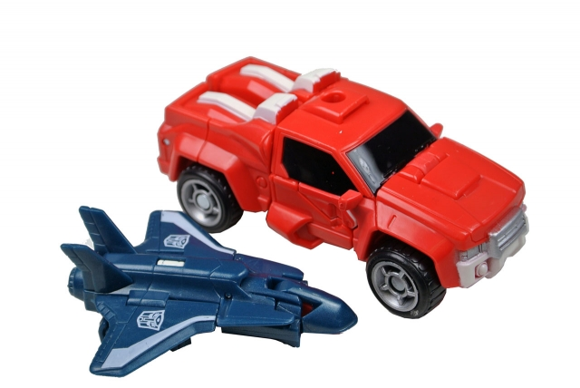 Transformers 2014 - Generations - Swerve w/Flanker - Loose - 100% Complete