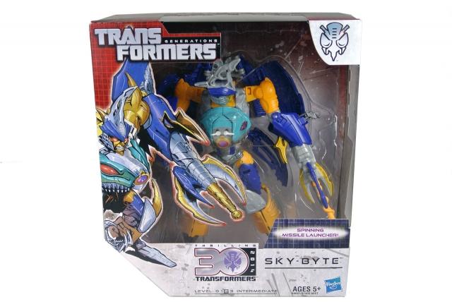 Transformers 2014 - Generations - Sky-Byte - MISB