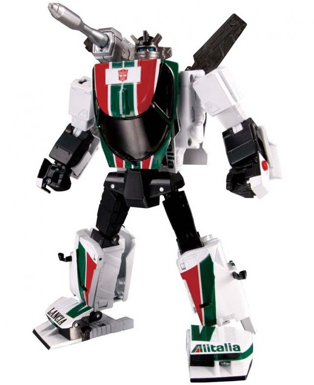 Transformers Masterpiece - MP-20 Wheeljack
