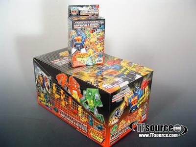 Micromaster Booster Box of 12 - Sixbuilder