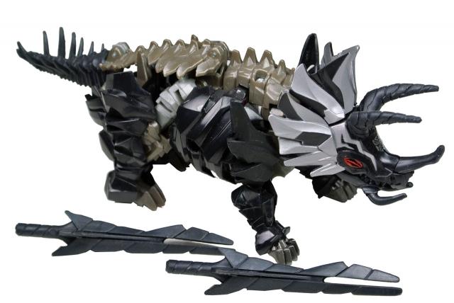 Transformers Lost Age - Black Knight Slug - Loose - 100% Complete